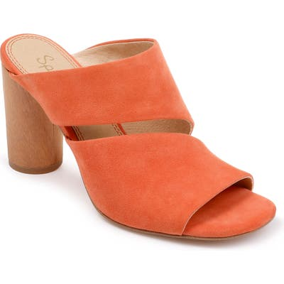 Splendid Serenade Sandal- Orange