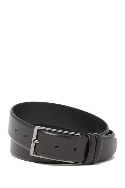 Image of BOSS Carmello Leather Belt