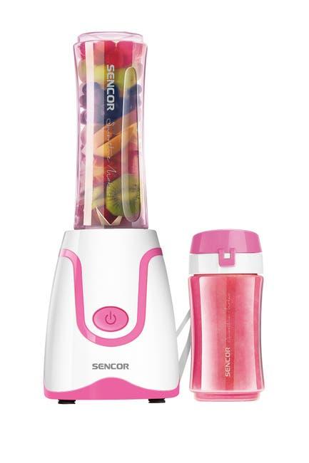 Image of SENCOR Pink Smoothie Blender 3-Piece set