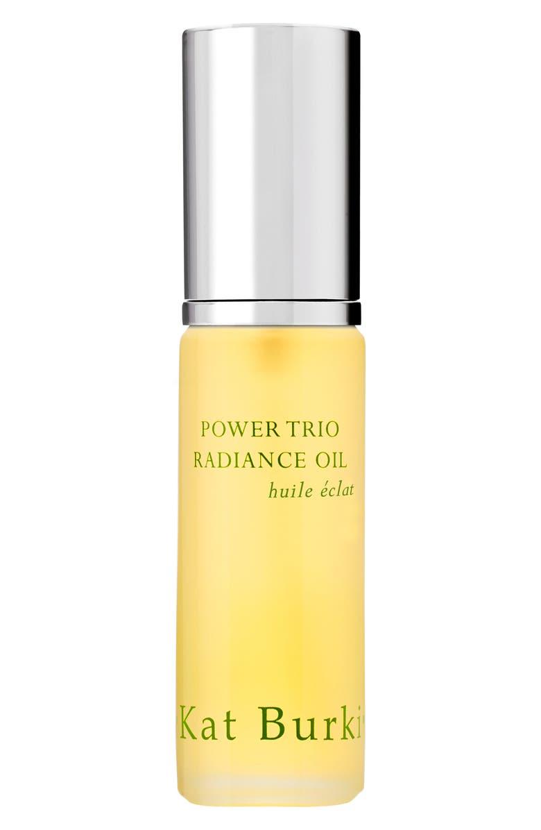 KAT BURKI Power Trio Radiance Oil, Main, color, NO COLOR
