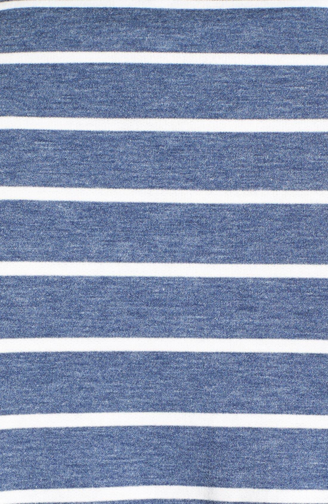 ,                             One-Button Fleece Wrap Cardigan,                             Alternate thumbnail 144, color,                             465