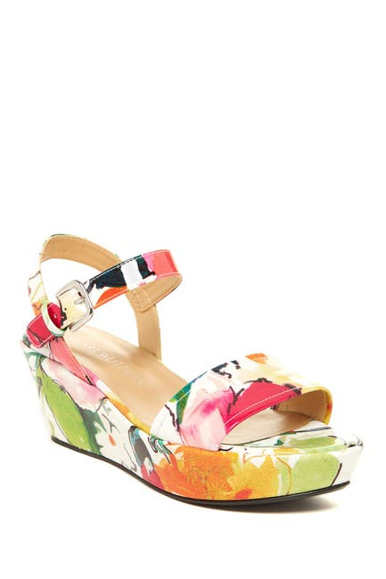 Image of Stuart Weitzman Stbarth Platform Wedge