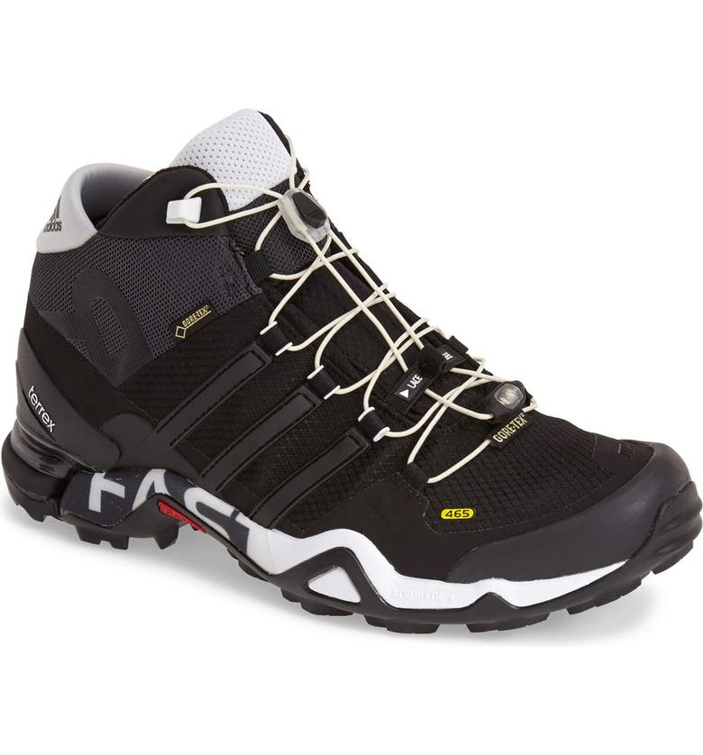 Mode NEU Adidas Goretex Trekking Schuhe Terrex Fast R Mid
