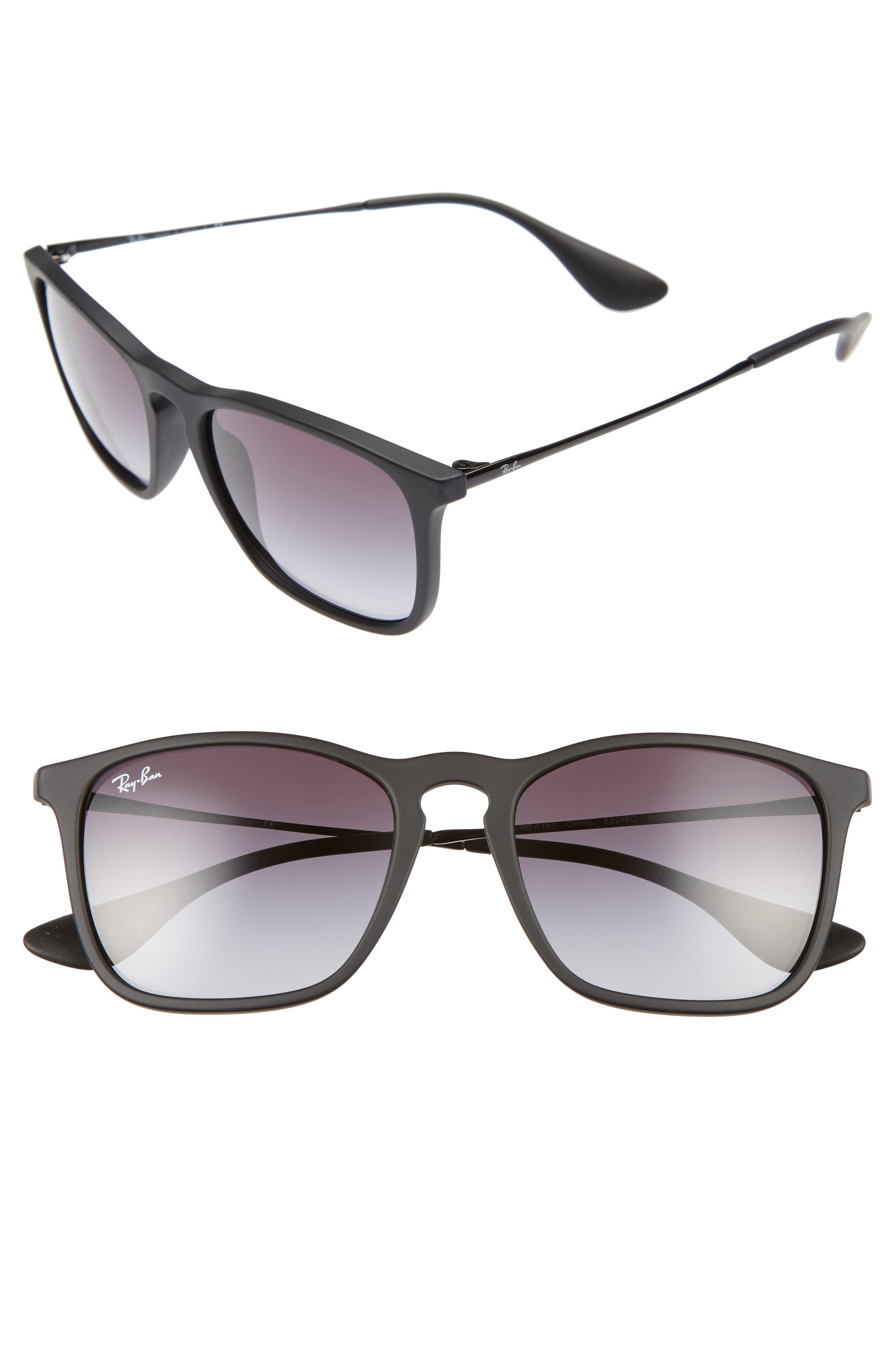 Ray-Ban Chris 5m Gradient Lens Sunglasses -