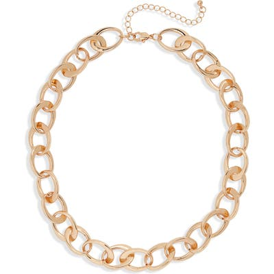 Bp. Chain Link Collar Necklace
