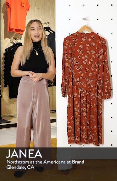 Femme Midi Dress, sales video thumbnail
