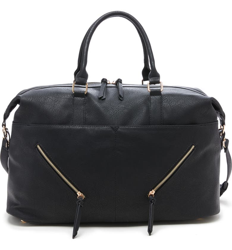 SOLE SOCIETY Dayle Duffel Bag, Main, color, 001