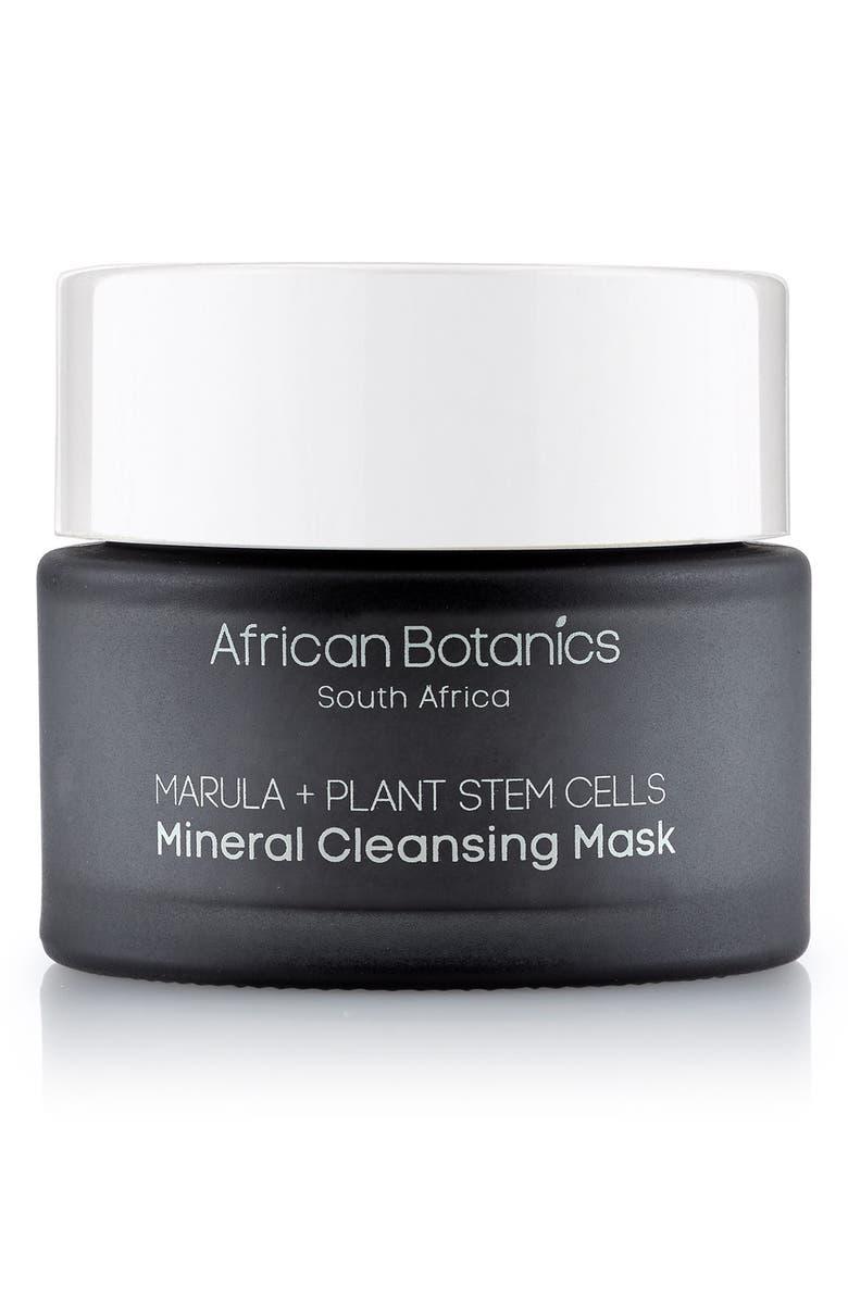 AFRICAN BOTANICS Marula Mineral Cleansing Mask, Main, color, 000