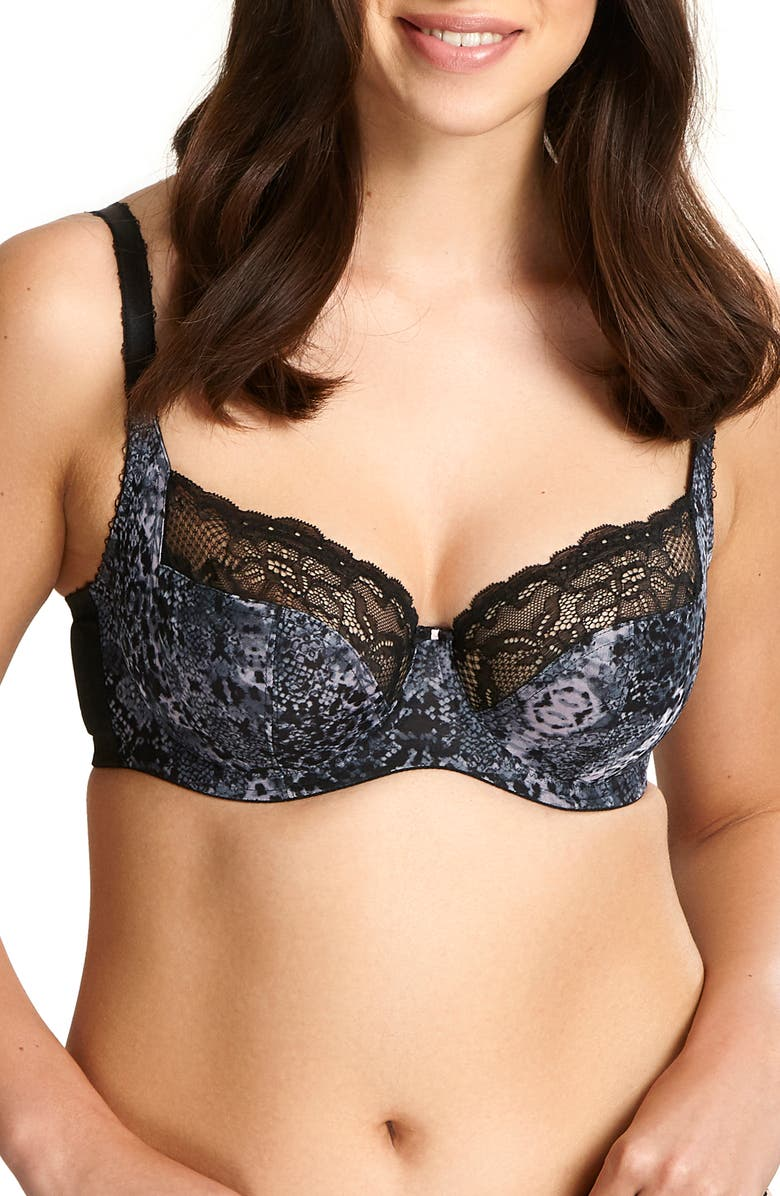 PANACHE 'Jasmine' Underwire Balconette Bra, Main, color, 253