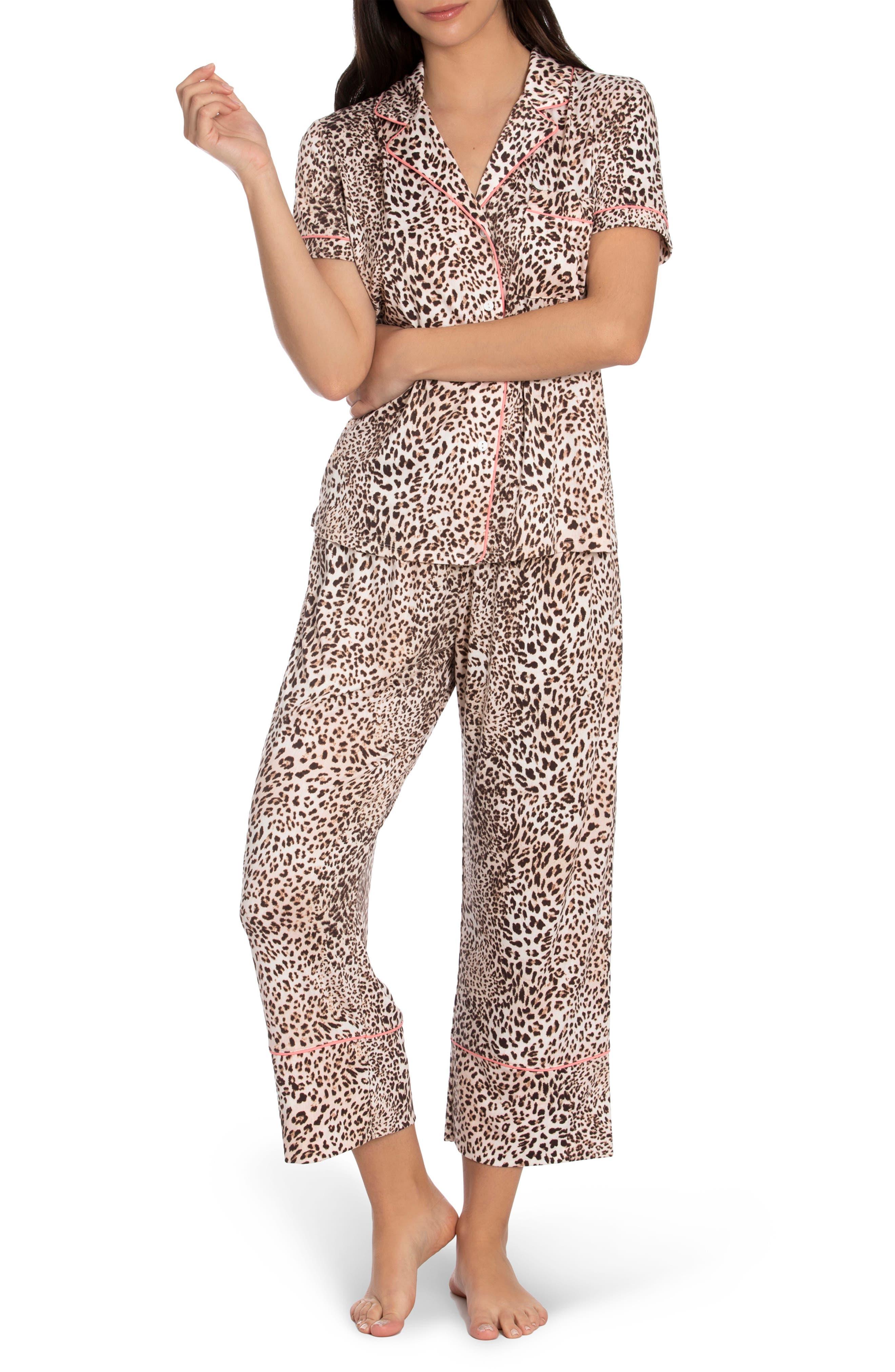 Tangalle Animal Print Pajamas