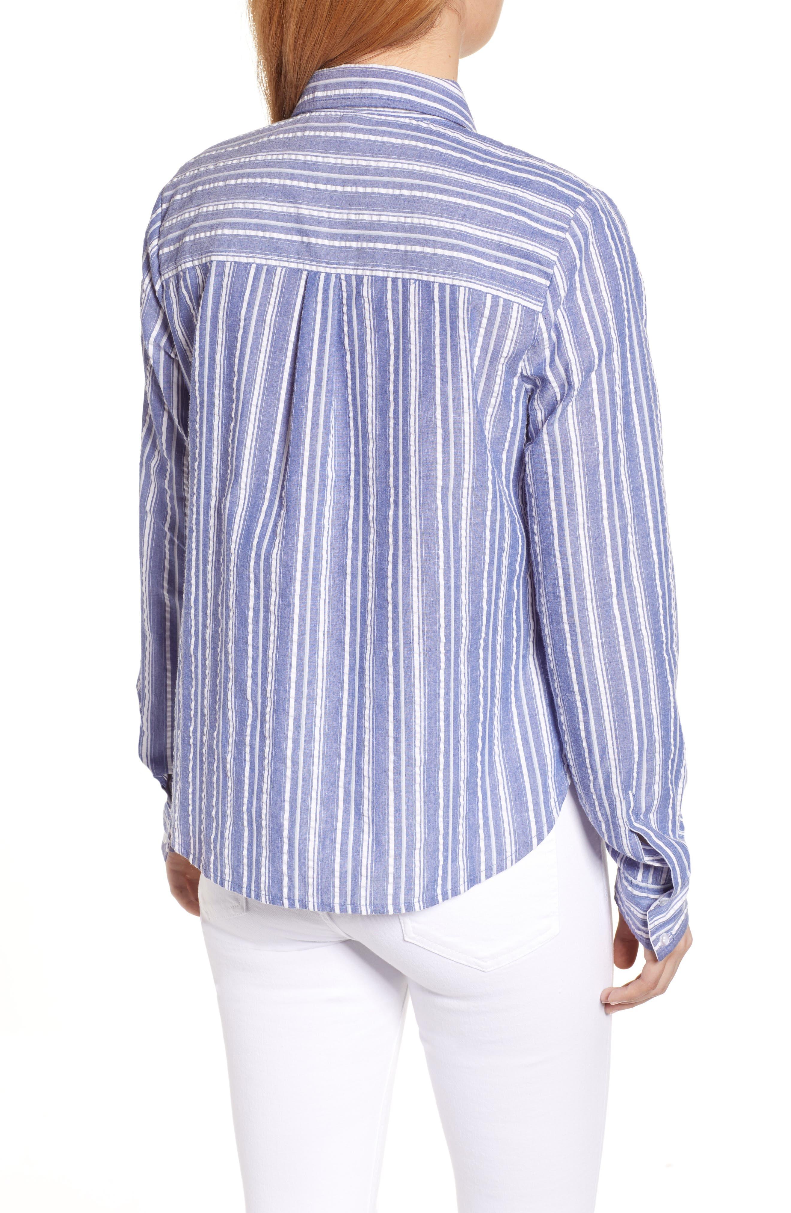 ,                             Seersucker Shirt,                             Alternate thumbnail 2, color,                             030
