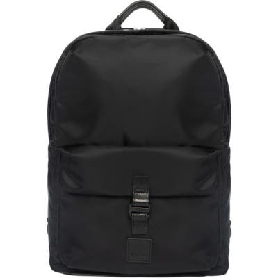 Knomo London Fulham Capsule Christowe Backpack - Black