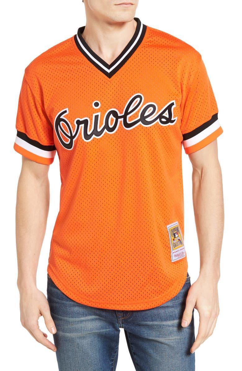 innovative design 284de 6e0c8 'Cal Ripken Jr. - Baltimore Orioles' Authentic Mesh BP Jersey