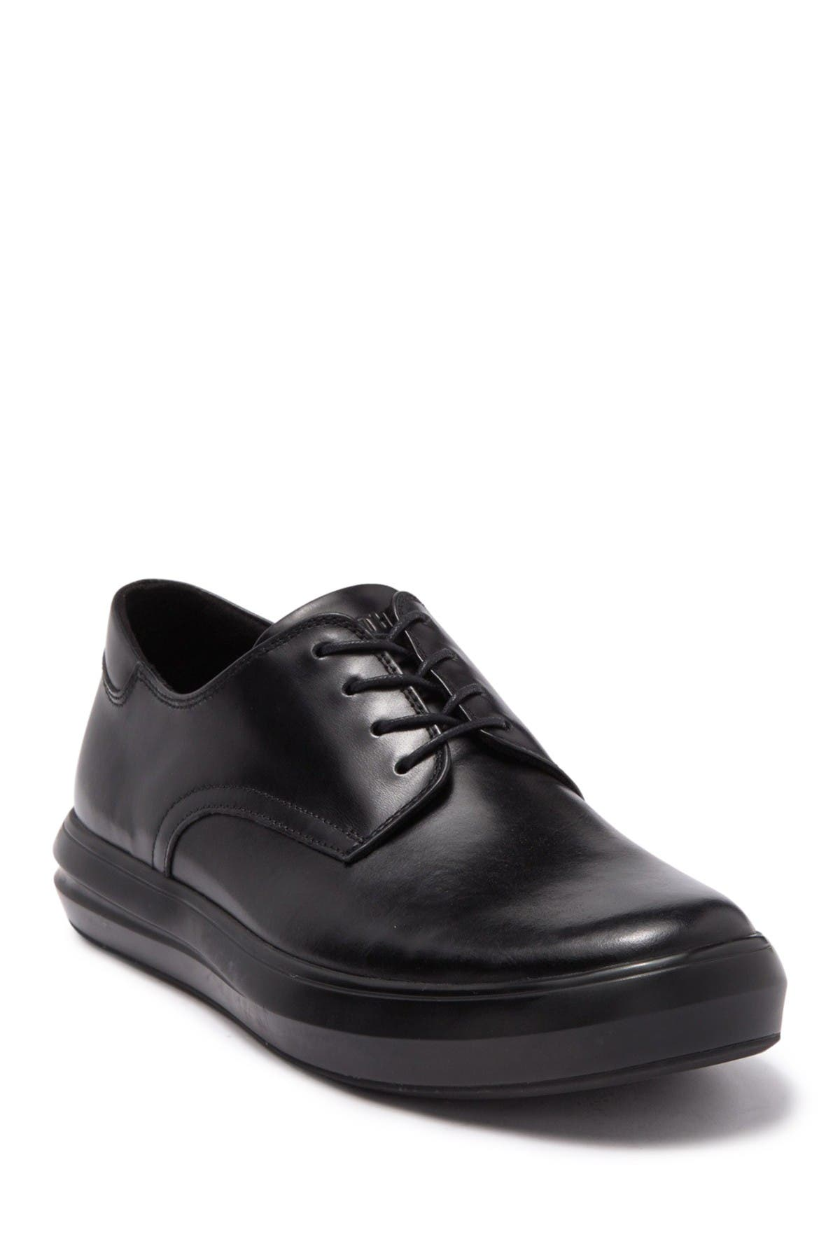 Image of Kenneth Cole New York The Mover Lace-Up Leather Sneaker