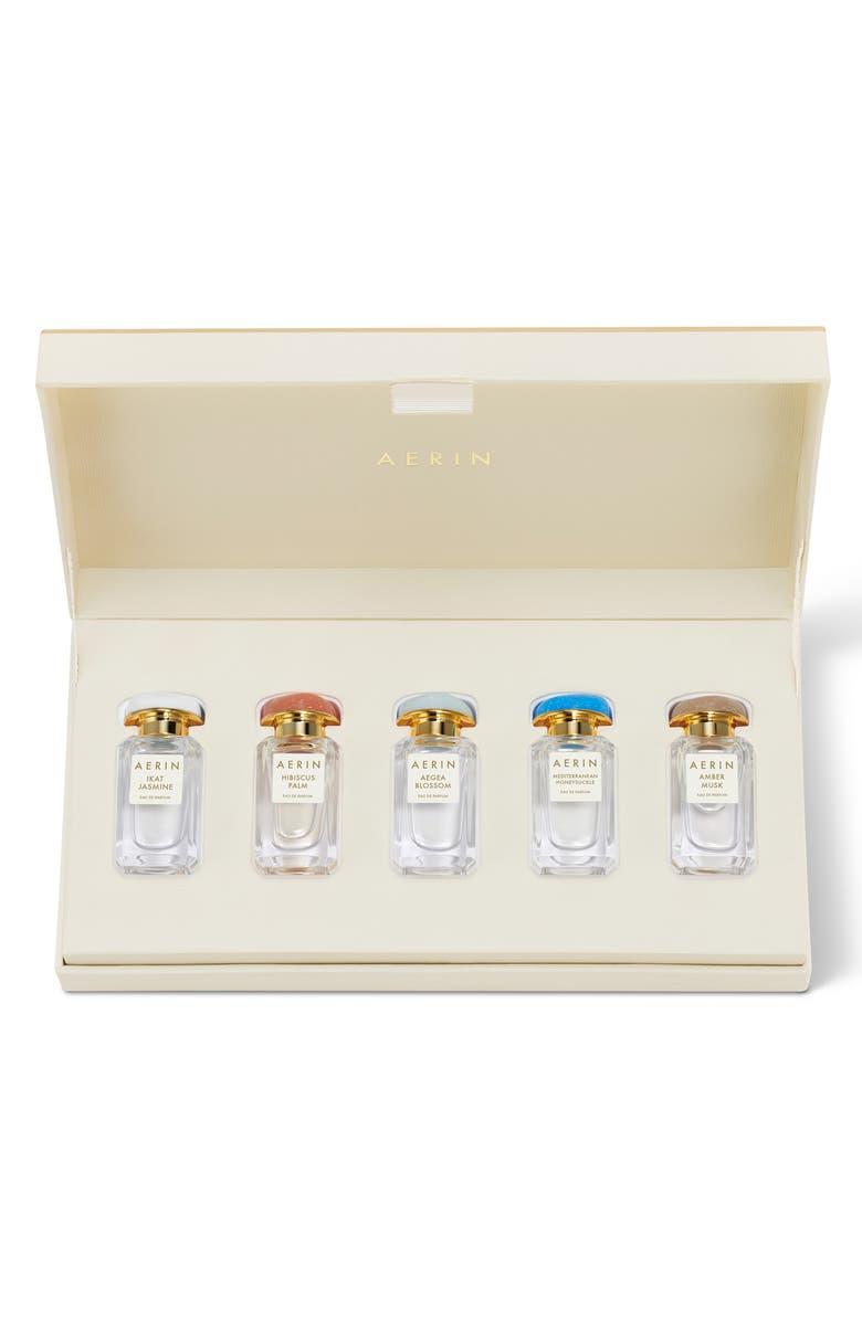 ESTÉE LAUDER AERIN Beauty Travel Size Fragrance Discovery Set, Main, color, 000