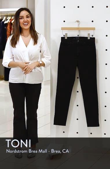 Slit Hem Skinny Jeans, sales video thumbnail
