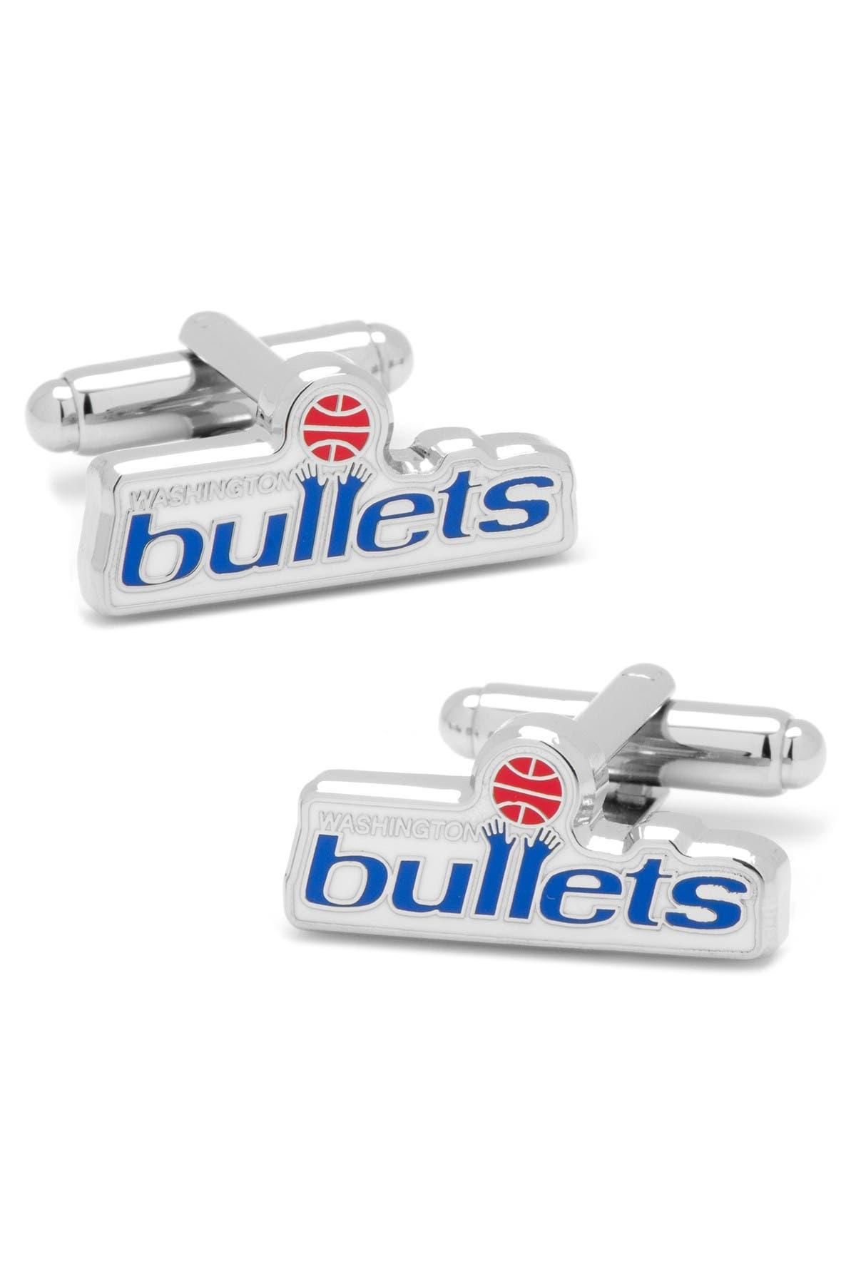 Image of Cufflinks Inc. NBA Washington Bullets Cuff Links