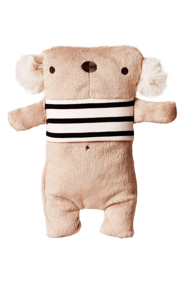 GOODEE x Raplapla Gilles Le Koala Stuffed Animal, Main, color, BEIGE