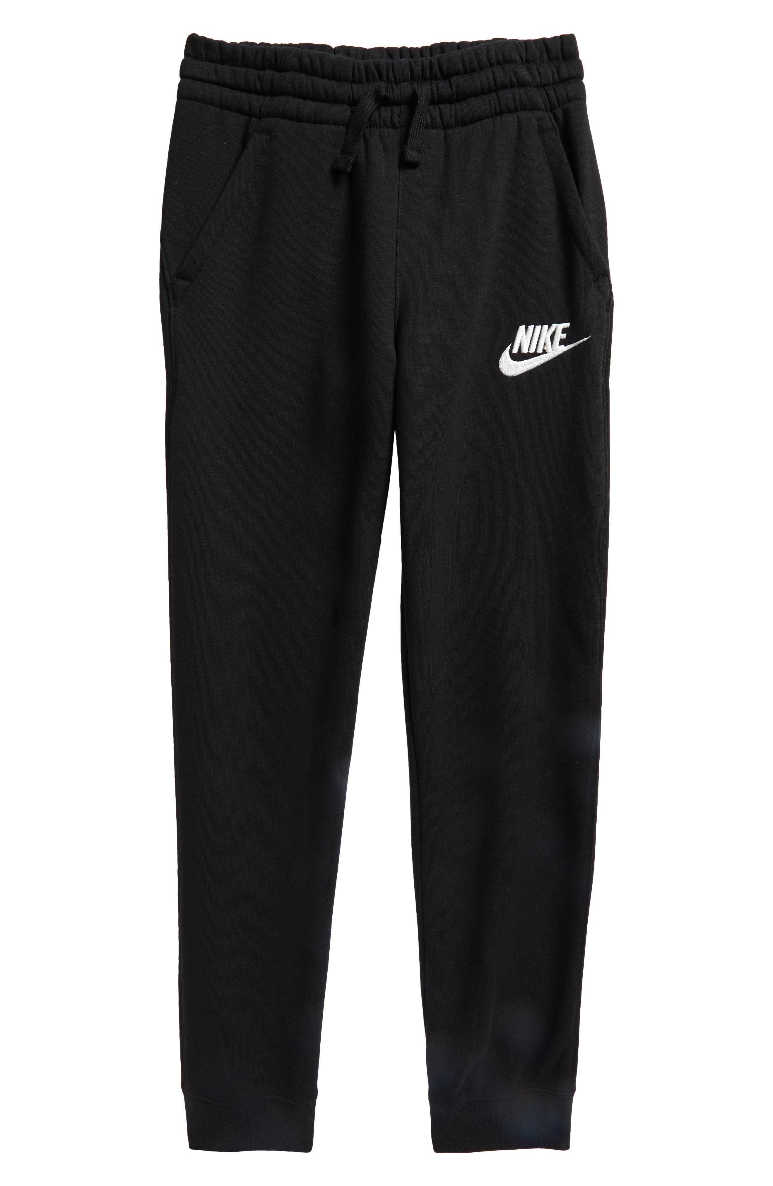 Image of Nike Drawstring Fleece Joggers