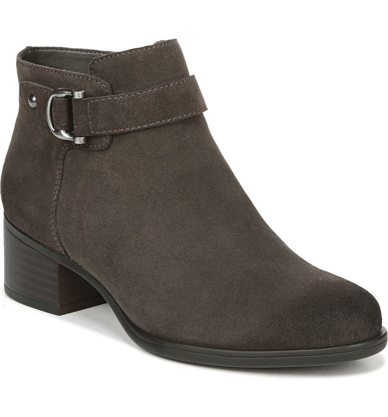 NATURALIZER Drewe Bootie, Main, color, TAUPE SUEDE
