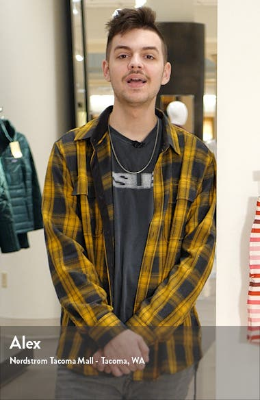 Roll Cuff Denim Shorts, sales video thumbnail