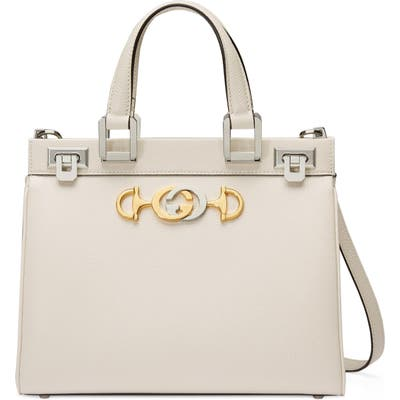 Gucci Smallleather Satchel - White
