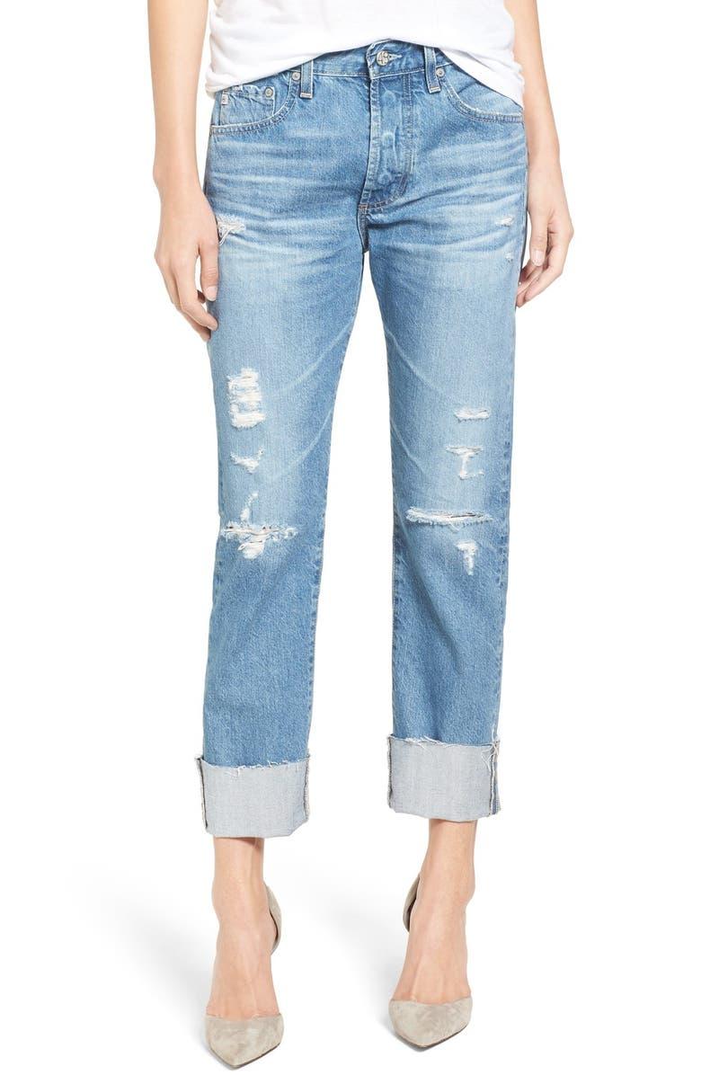 4de6e797c2f AG The Sloan Vintage Straight Leg Jeans (16 Year Paradise Found ...