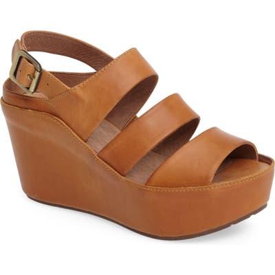 Chocolat Blu Windsor Platform Wedge Sandal