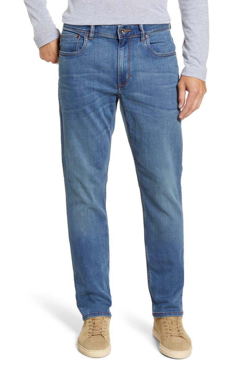 TOMMY BAHAMA Boracay Classic Jeans, Main, color, 401