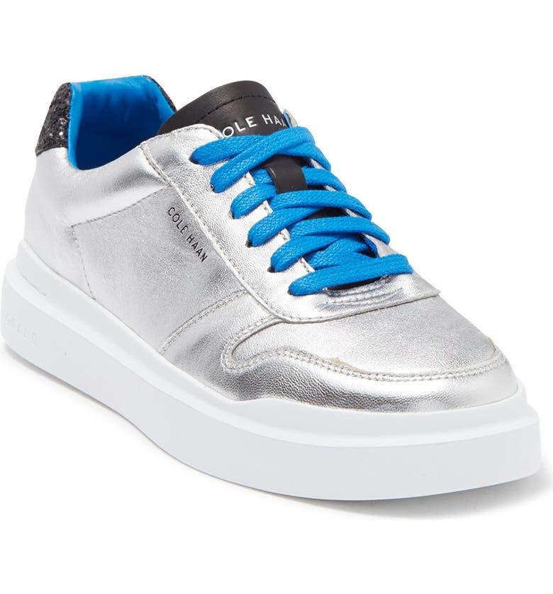 COLE HAAN Grandpro Rally Court Sneaker, Main, color, SFT TLCA/ BLK SU