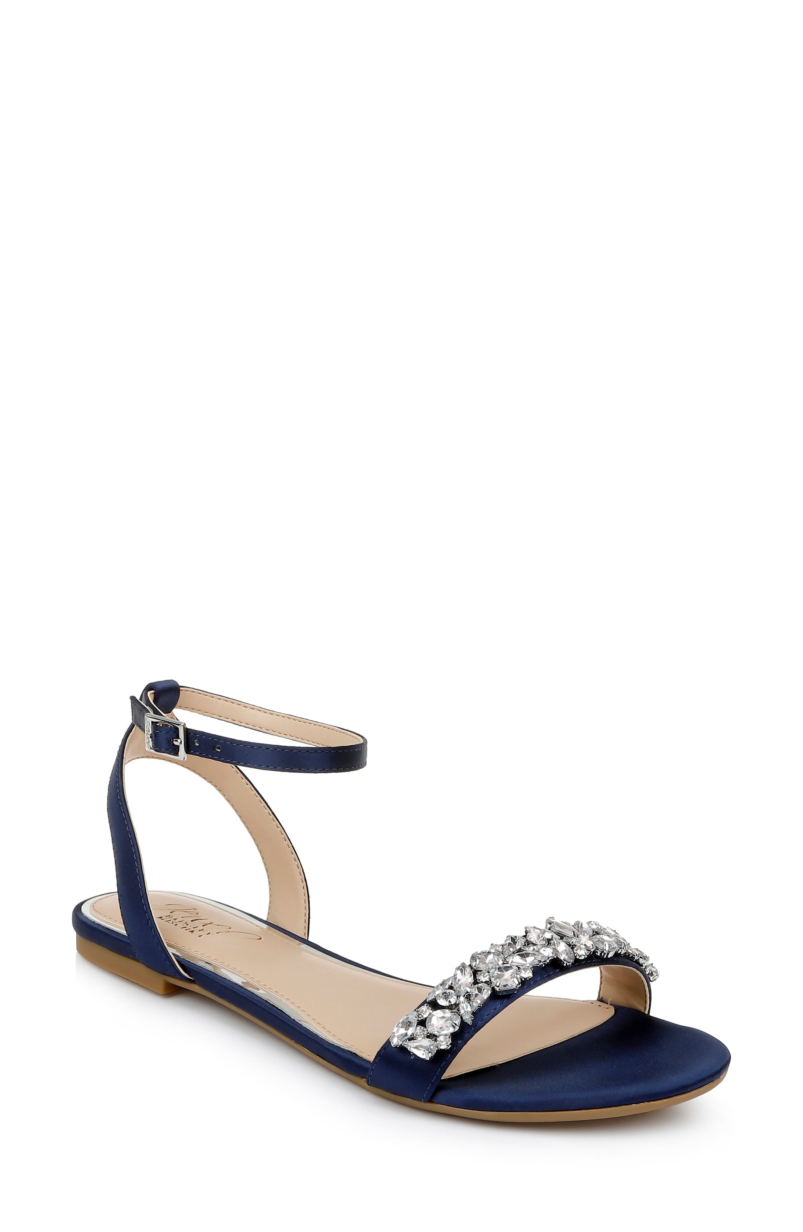 Ohara Ankle Strap Sandal