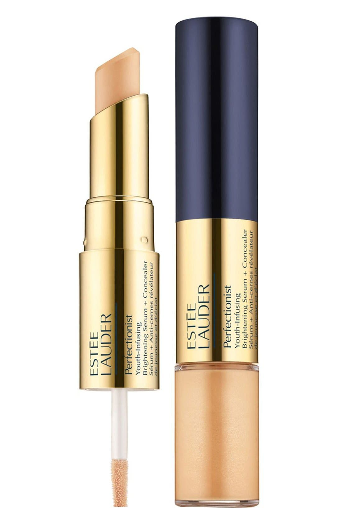 Perfectionist Youth-Infusing Brightening Serum + Concealer, Main, color, 250