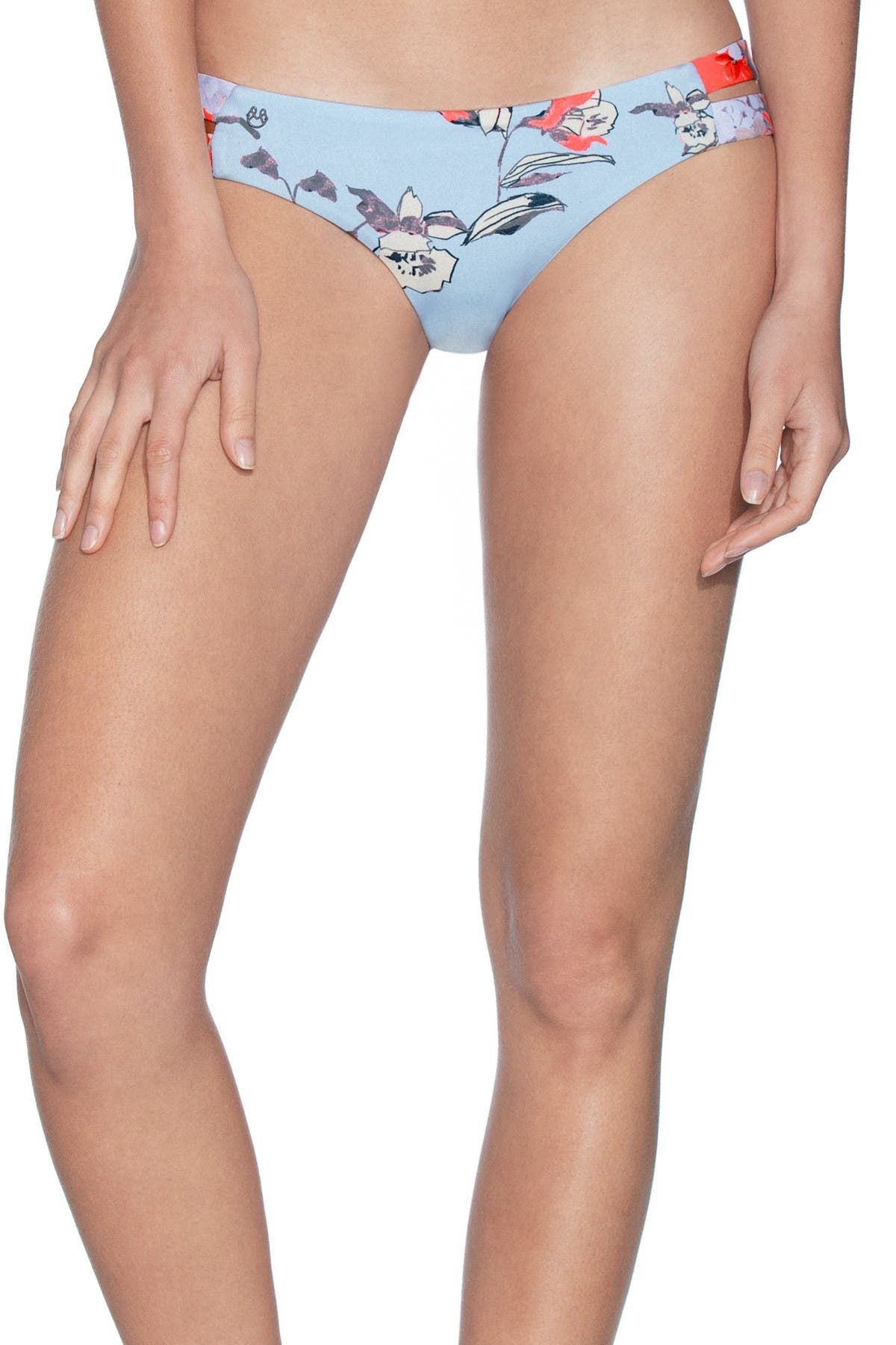 Image of Maaji Sybil Boardwalk Reversible Bikini Bottoms
