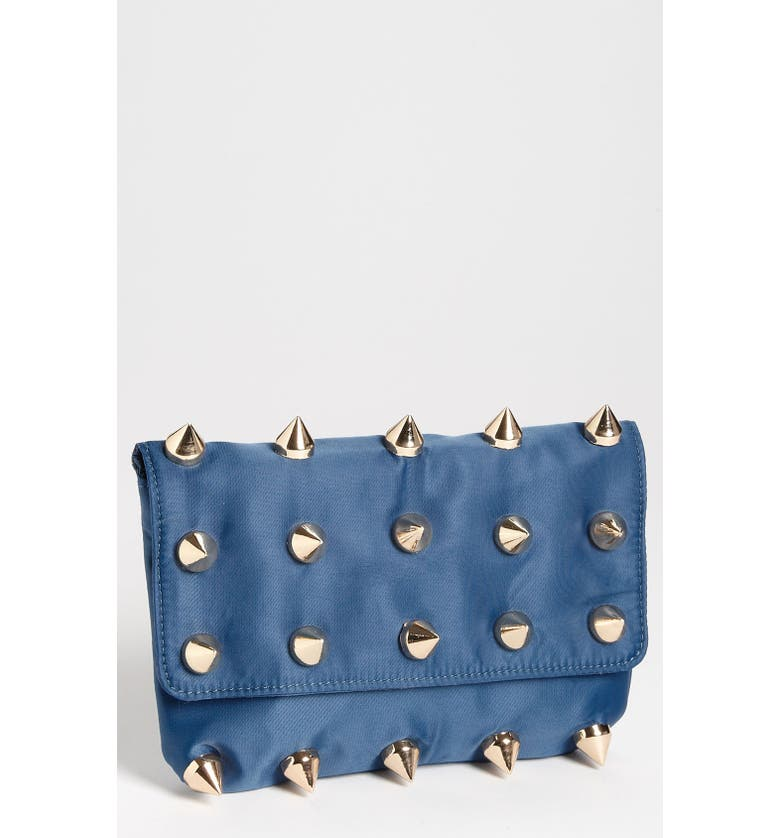 DEUX LUX 'Empire' Nylon Clutch, Main, color, 400