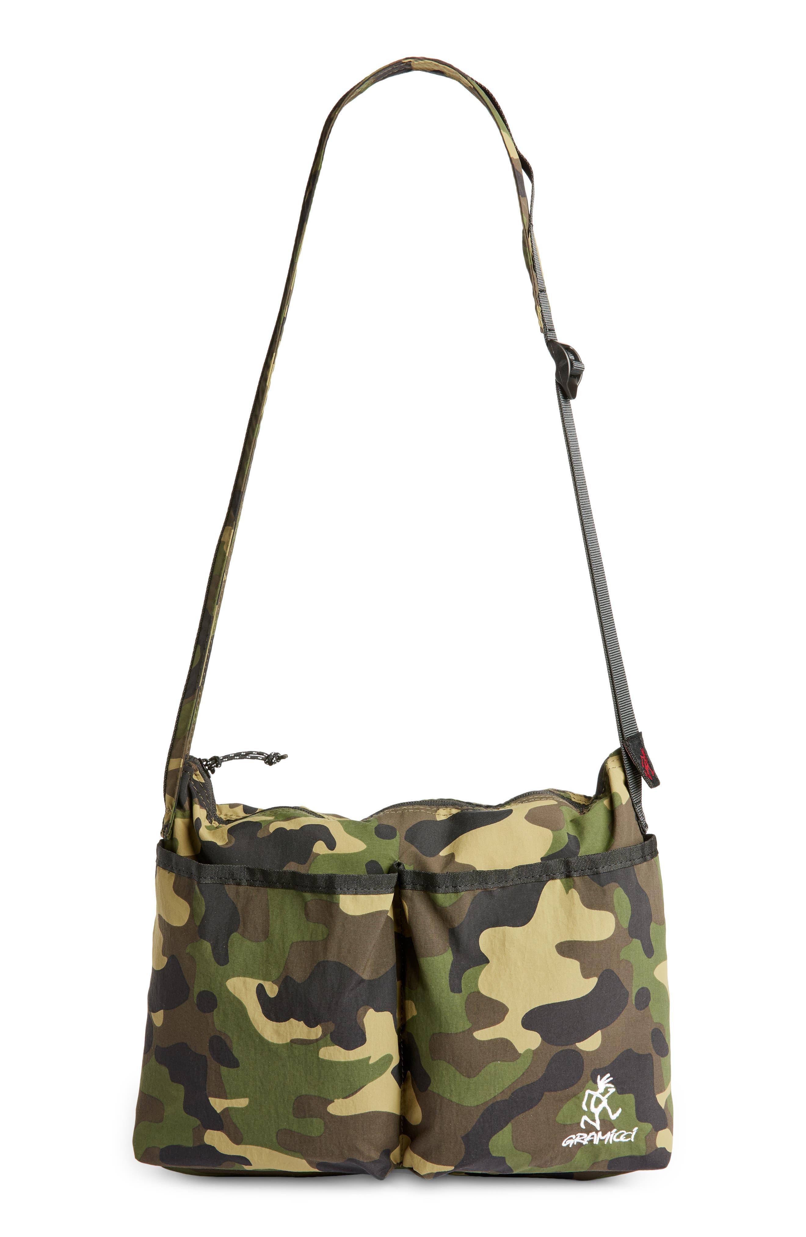 Utility Sacoche Shoulder Bag