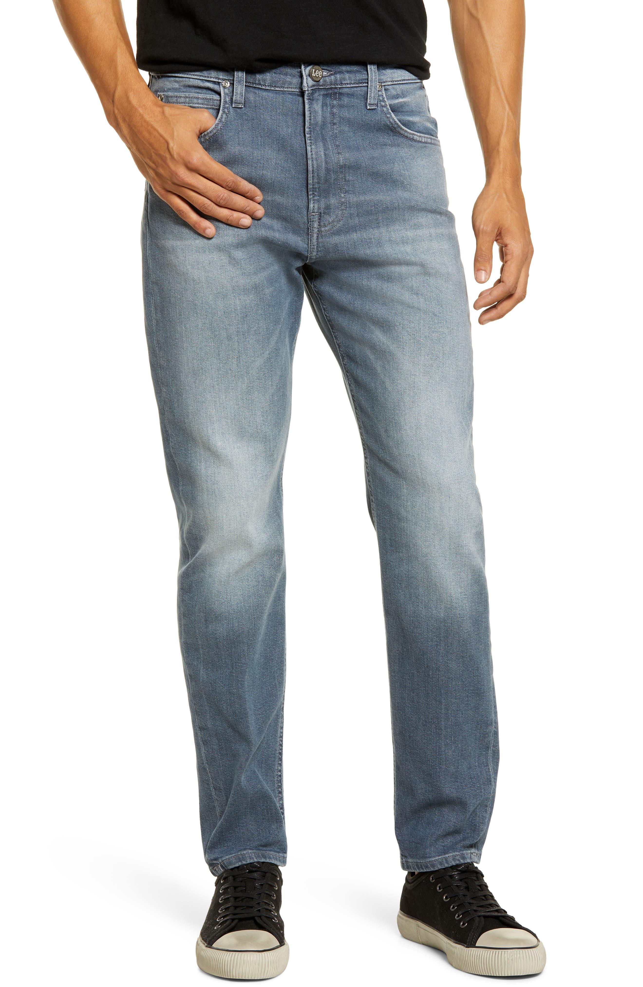 Men's Modern Austin Regular Fit Tapered Jeans