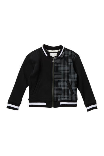 Image of Petit Lem Knit Bomber Jacket