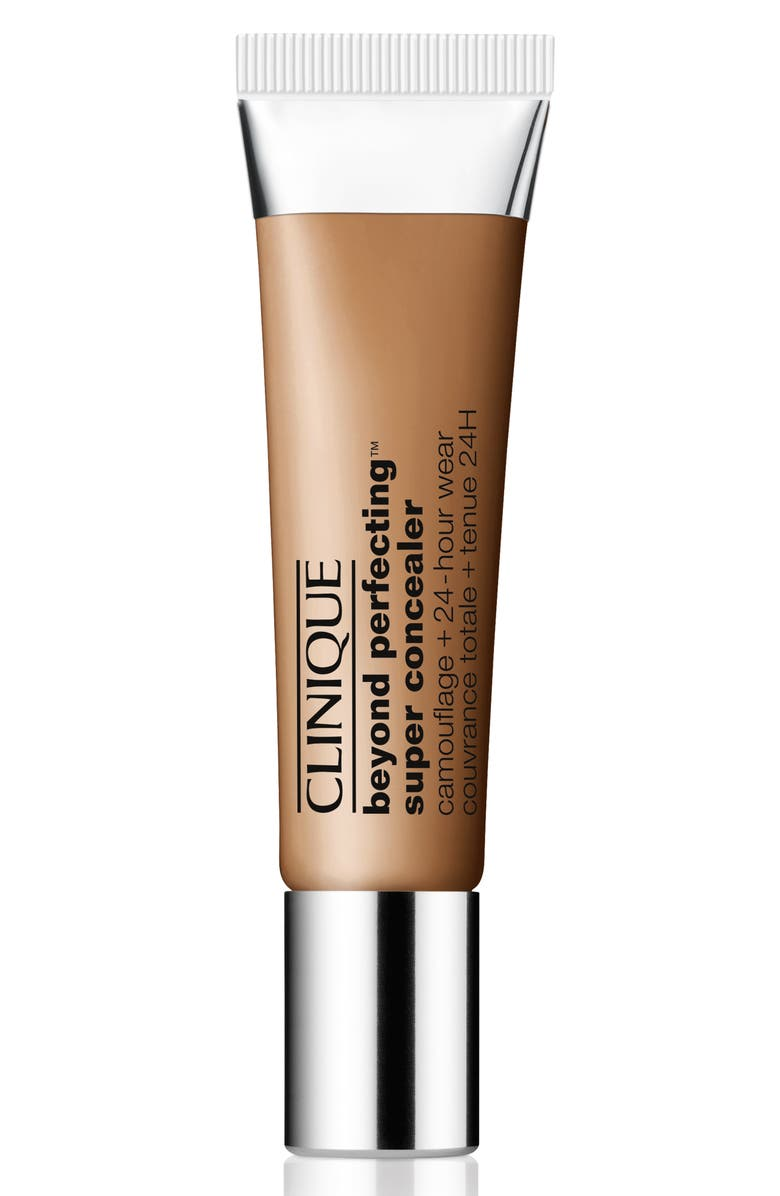 CLINIQUE Beyond Perfecting Super Concealer Camouflage + 24-Hour Wear, Main, color, DEEP 26