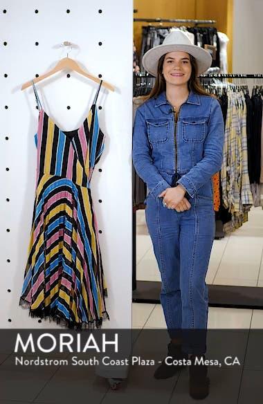 Stripe Wrap Dress, sales video thumbnail