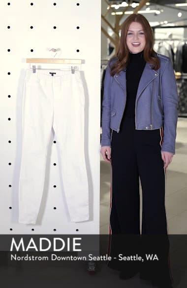 Stretch Organic Cotton Denim Skinny Pants, sales video thumbnail