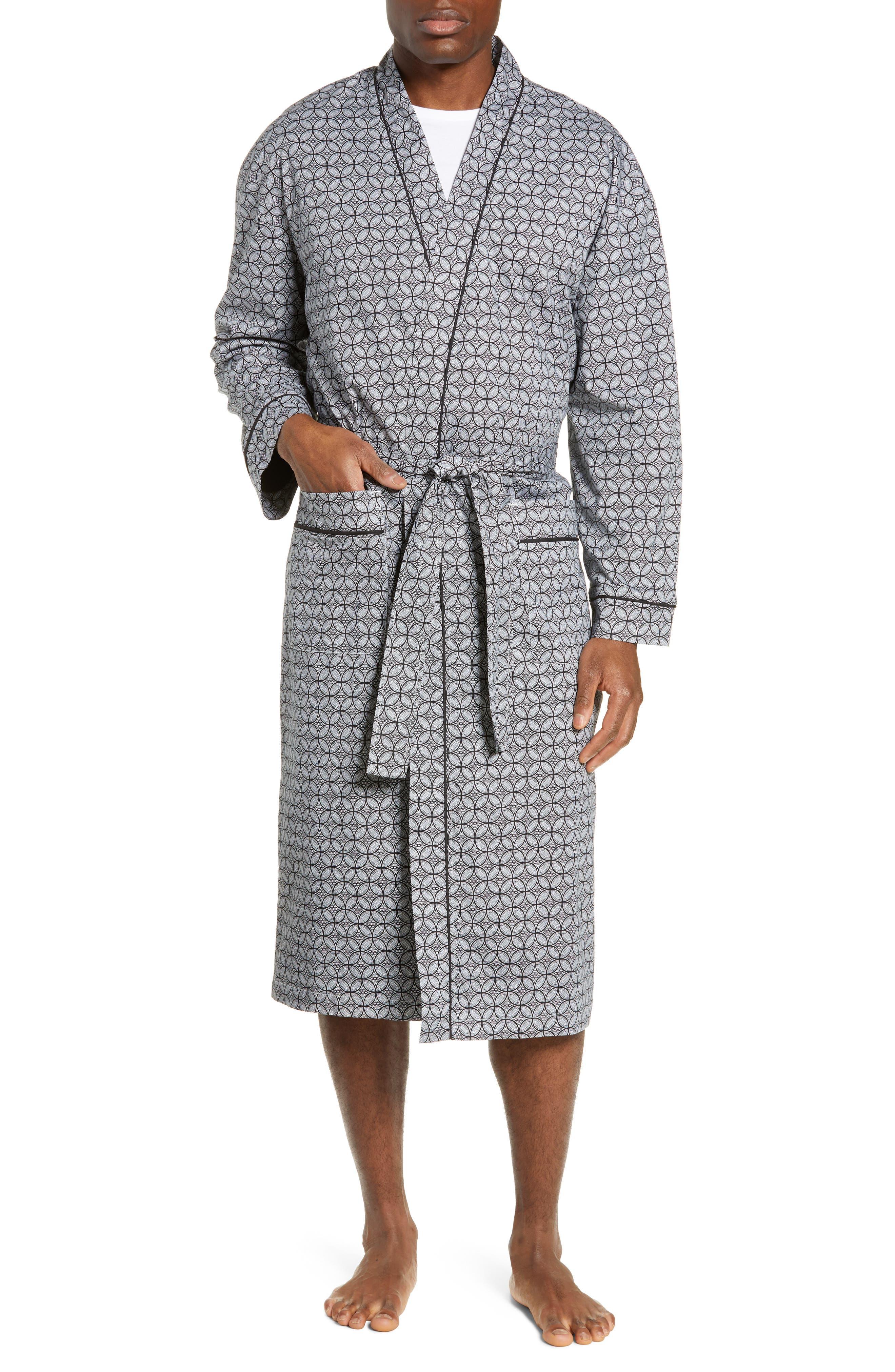 Marbella Stretch Sateen Robe