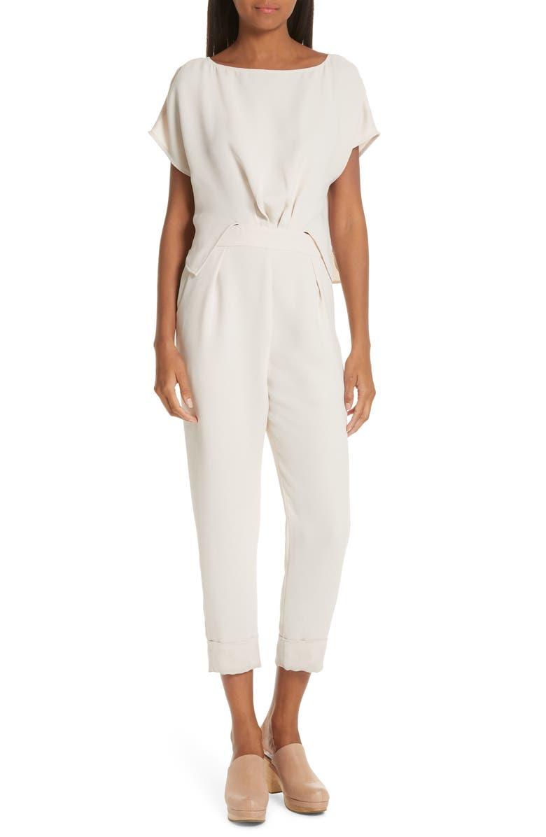RACHEL COMEY Paloma Jumpsuit, Main, color, 900