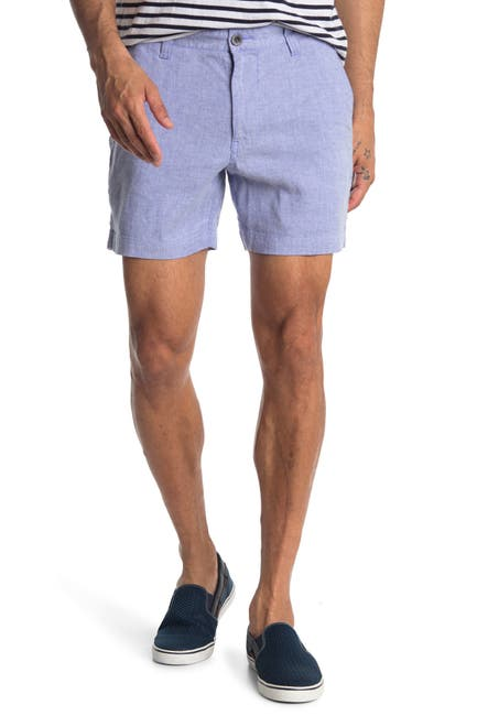 Image of Tommy Bahama Linen Blend Shorts