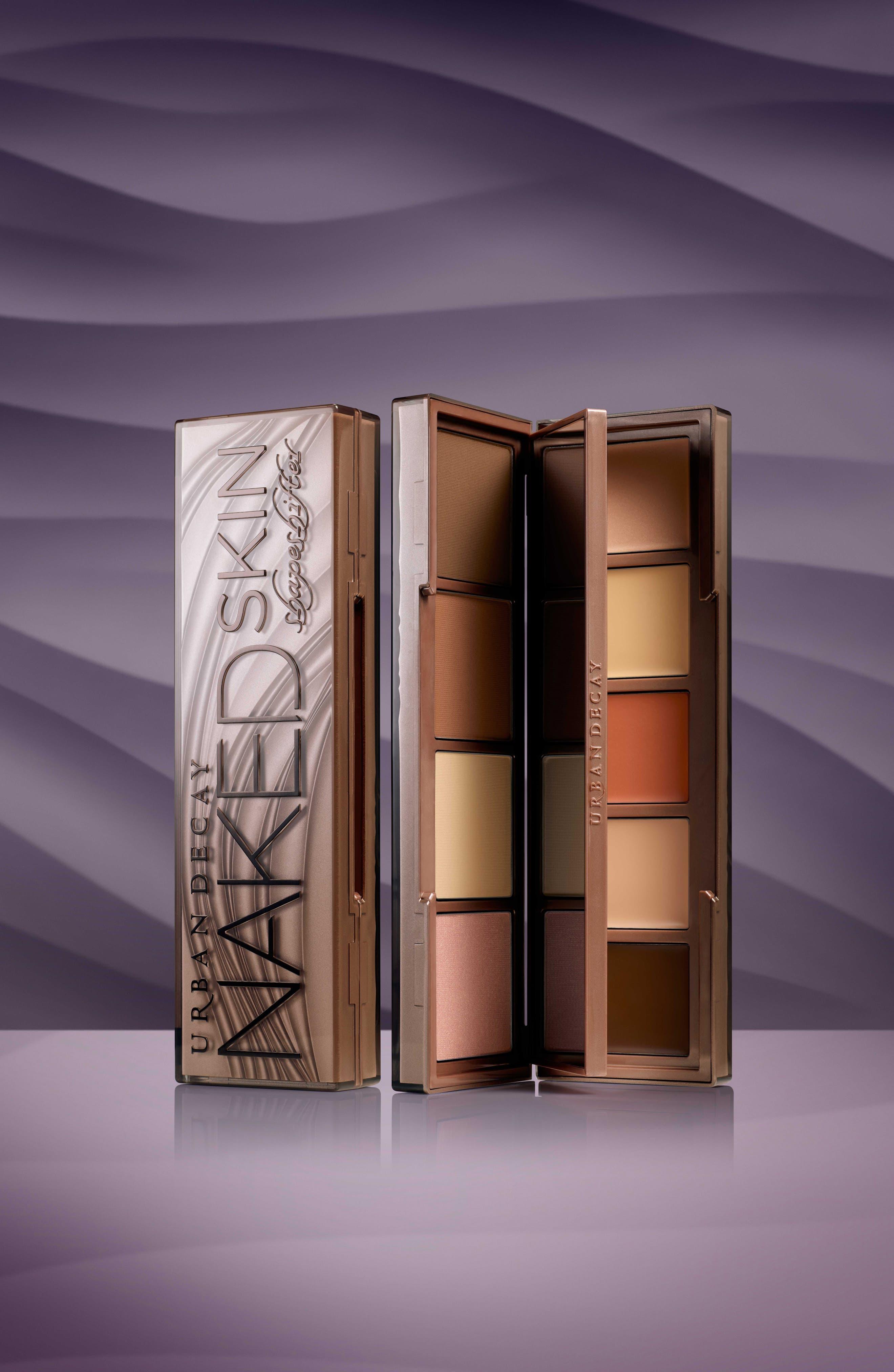 ,                             Naked Skin Shapeshifter Complexion Palette,                             Alternate thumbnail 7, color,                             MEDIUM DARK SHIFT