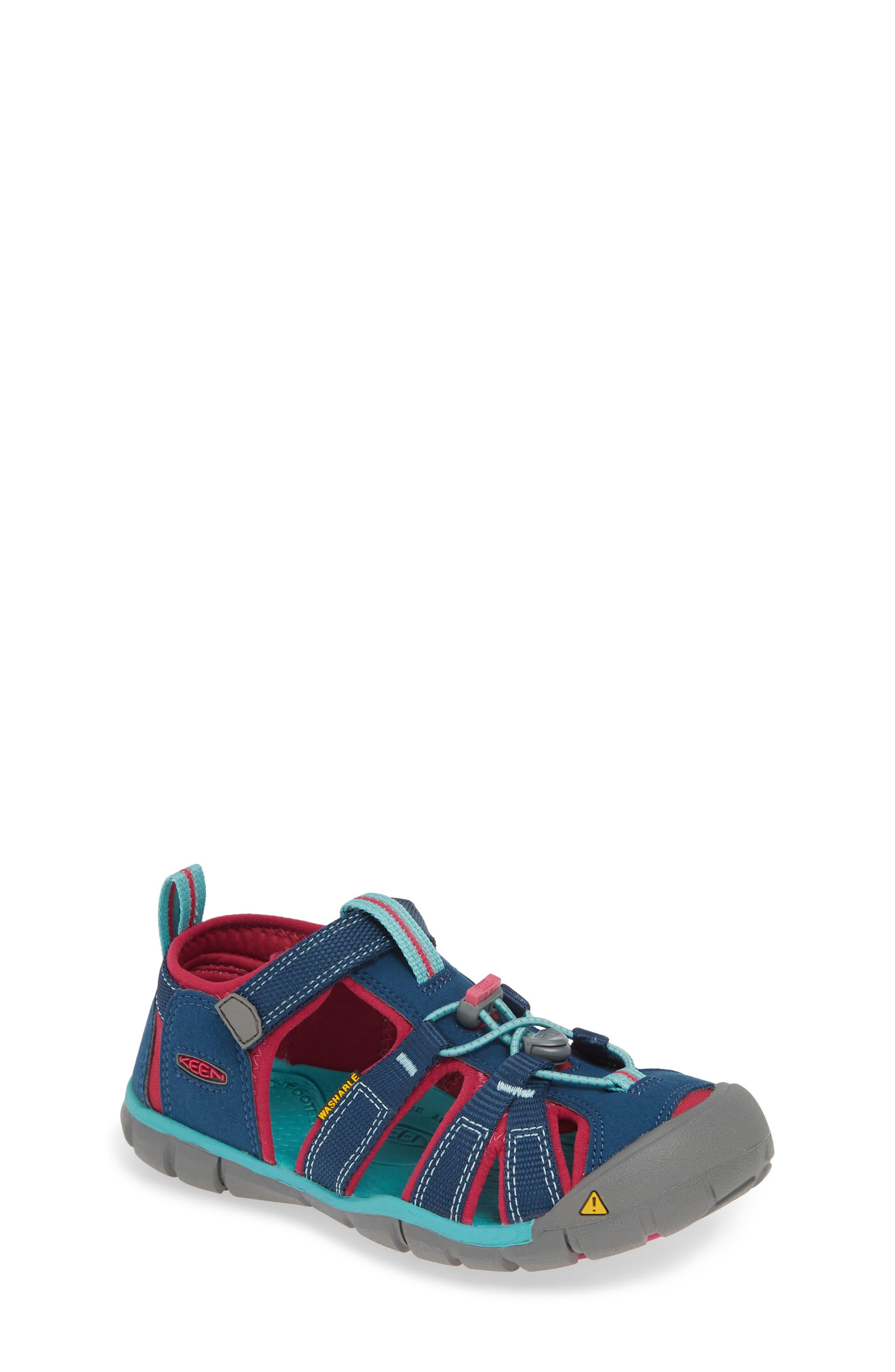 ,                             'Seacamp II' Water Friendly Sandal,                             Main thumbnail 44, color,                             408