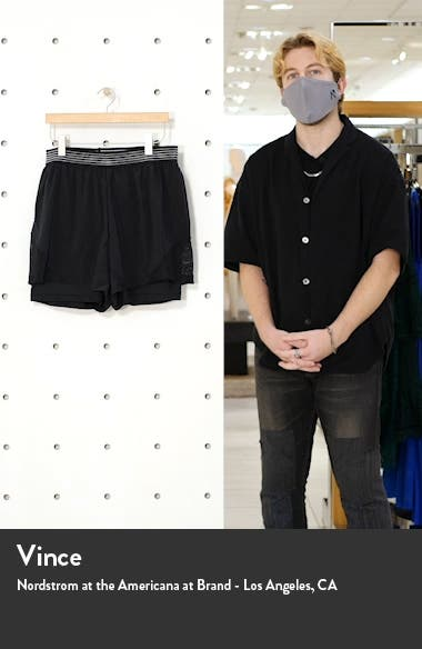 Pro Flex 2-in-1 Woven Shorts, sales video thumbnail