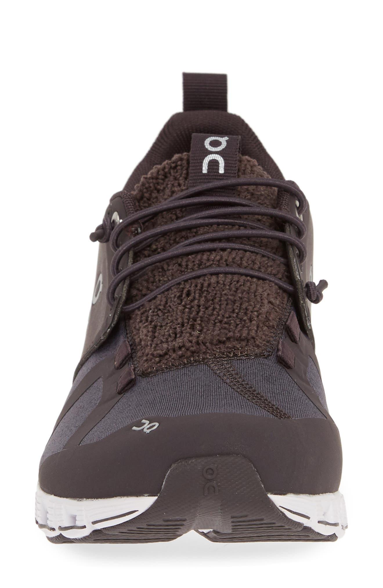 ,                             Cloudterry Sneaker,                             Alternate thumbnail 4, color,                             PEBBLE