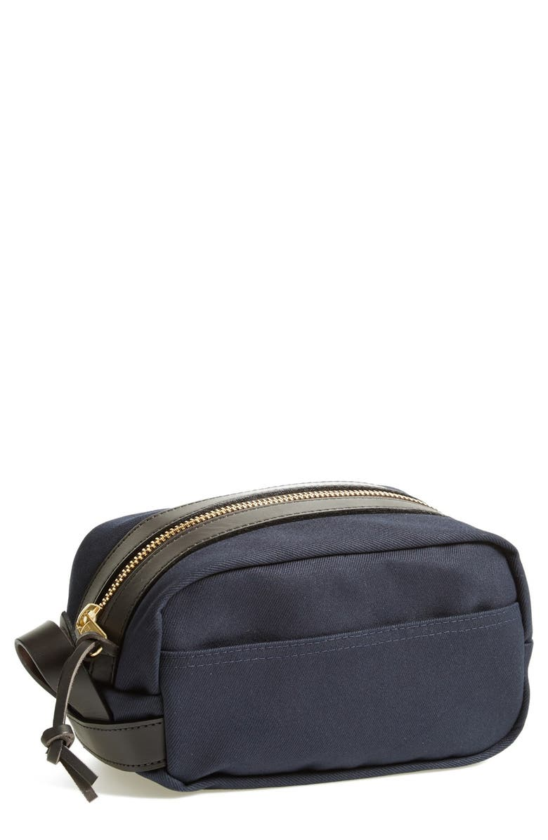 FILSON Travel Kit, Main, color, NAVY