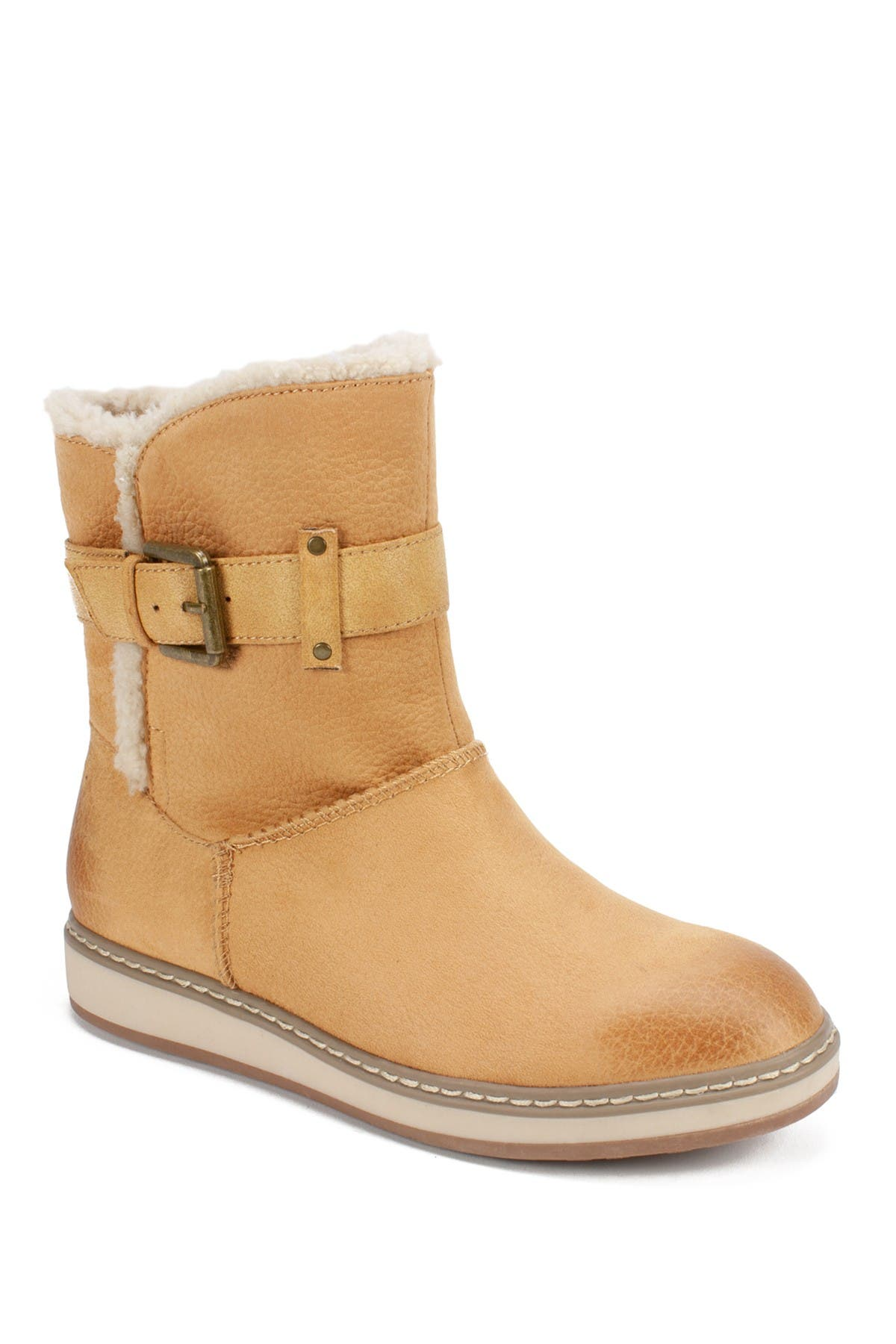 Image of White Mountain Footwear Taite Faux Shearling Lined Boot