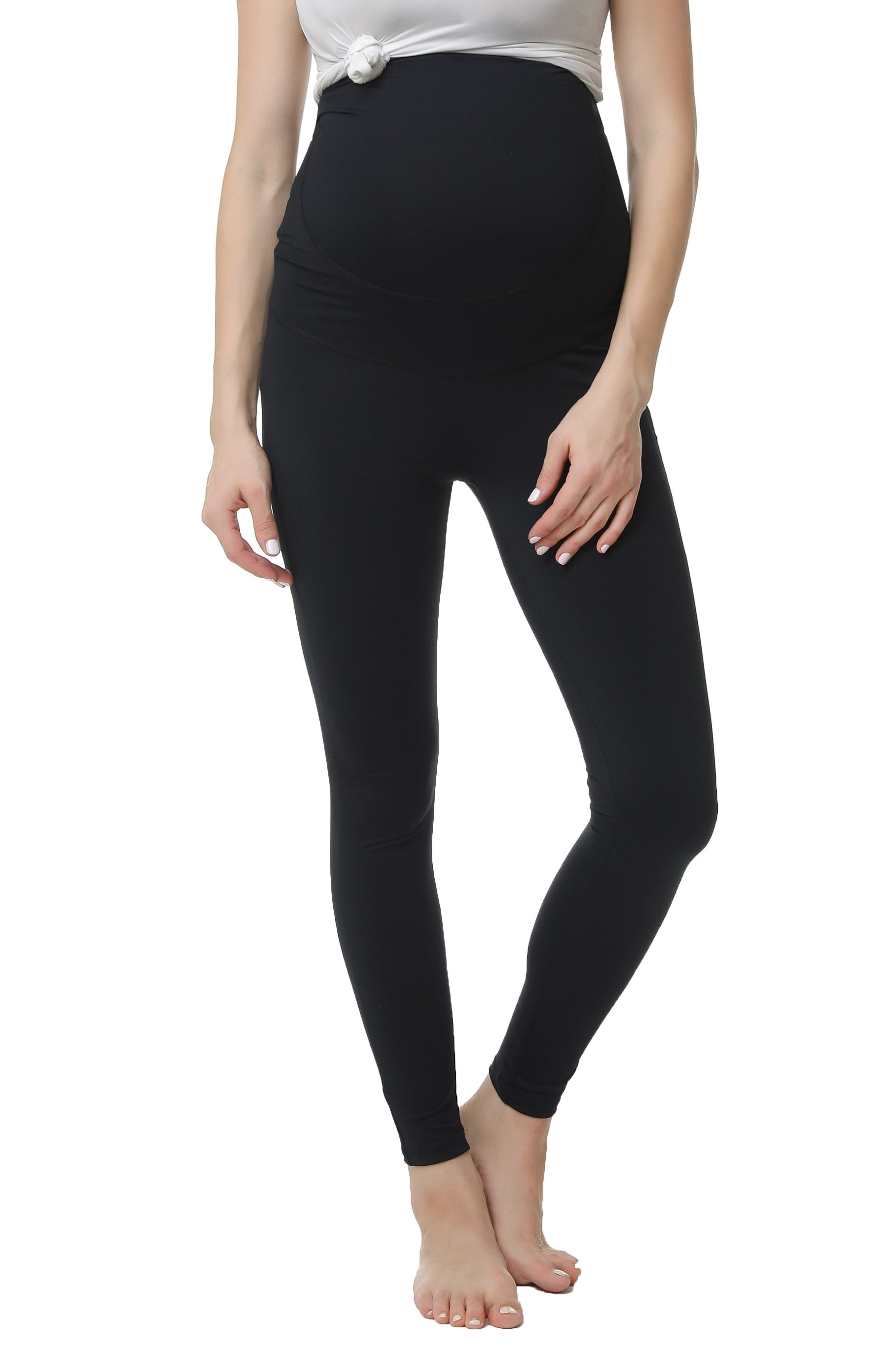 Max Belly Support Maternity Leggings